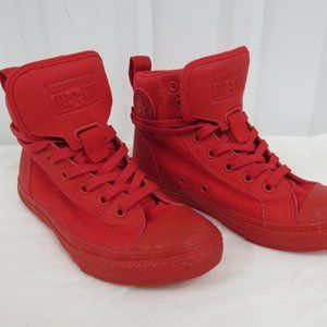 Converse Chuck Taylor All Stars Hi-Top All Red